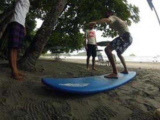 Barraba's Surf: Practice your surf skills