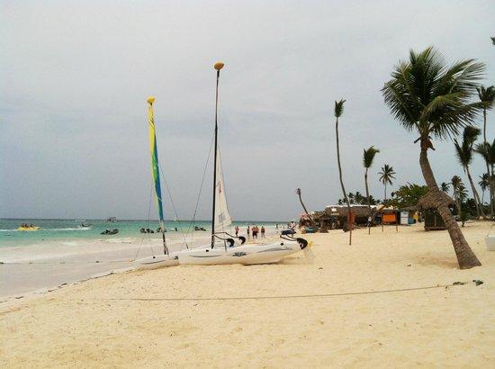 Iberostar Grand Hotel Bavaro : Beach front water sport rental center