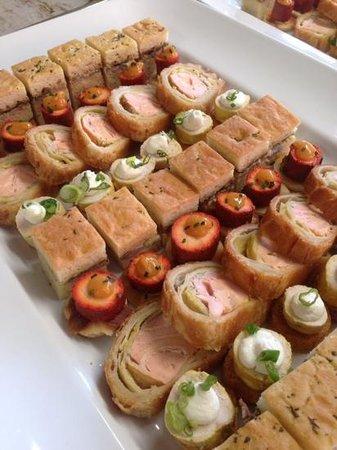 Food by Breda Murphy: bredas canapes