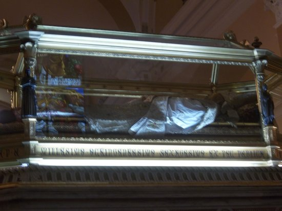 Basilica of Saint Ubaldo: il corpo di S. Ubaldo