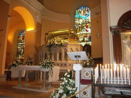 Basilica of Saint Ubaldo: il feretro di S. Ubaldo