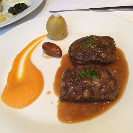 Restaurante Castilla: Oxtail stew