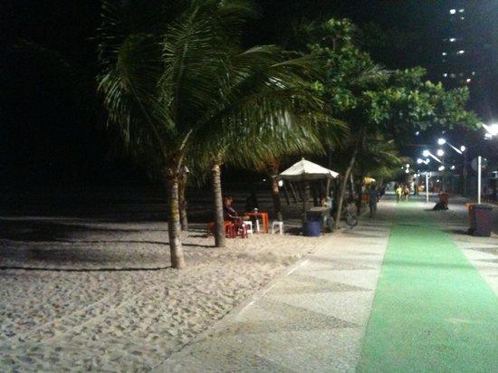 Jaboatão dos Guararapes, PE: Orla à Noite