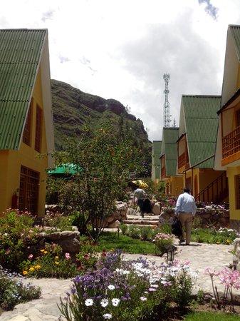 Amaru Valle Hotel: Lindo hotel en Urubamba