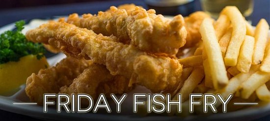 Sarento's Italian Restaurant : Friday Fish Fry