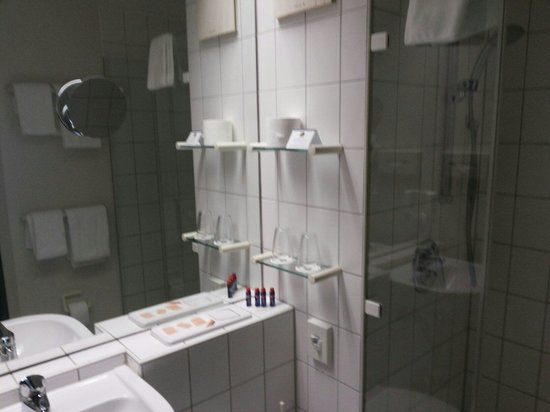 Hotel Ambiente Langenhagen Hannover by Tulip Inn : toiletries