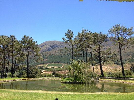 La Residence: View