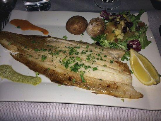 Tasca Jose Mi Nino: Tasty sole fish!