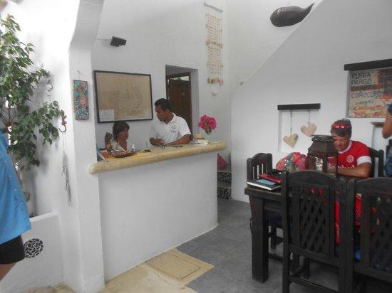 Posada Guaripete: Fabiola y Perales