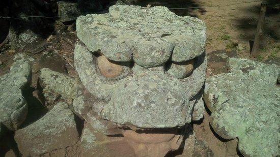 Copán Ruinas: Sculpture...