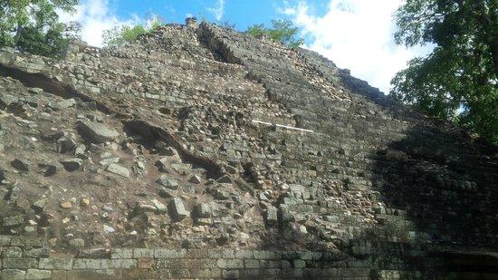 Copán Ruinas: Pyramide