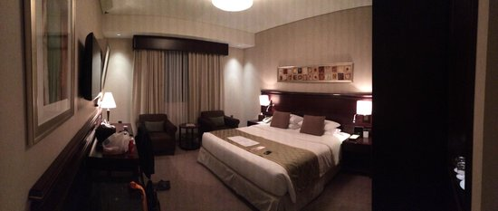 Ramada Jumeirah: Standaard room