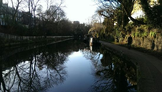 Photo of Regents Canal taken with TripAdvisor City Guides