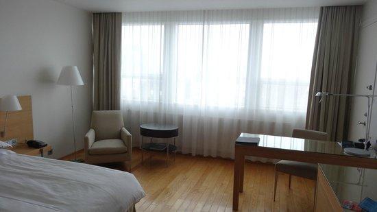 Hilton Reykjavik Nordica : Our room 542