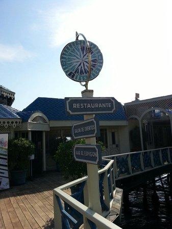 La Rosa Nautica Restaurante: Adoramos