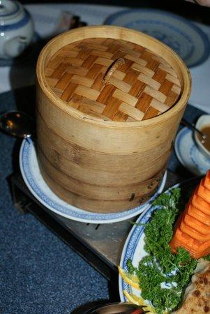 Dun-Huang : Les raviolis