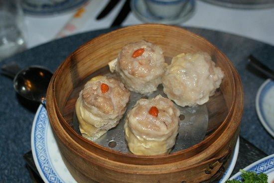 Dun-Huang : Raviolis de porc-crevette