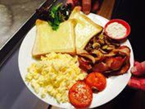 The Original Maltese Cafe: Big Breakfast