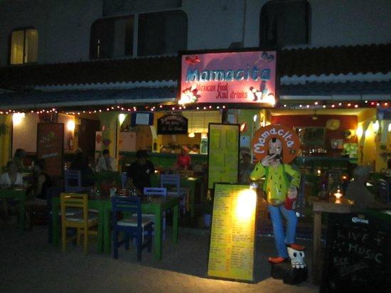 Mamacitas : Mamacita by night