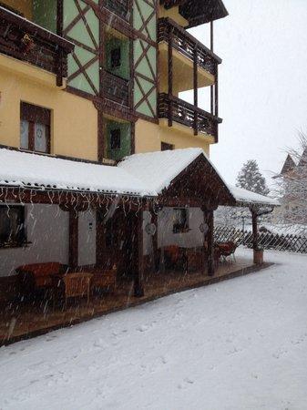 Hotel Dal Bon : Mario gennaio 2014