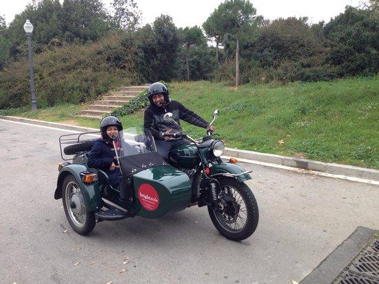 BrightSide: We on the sidecar