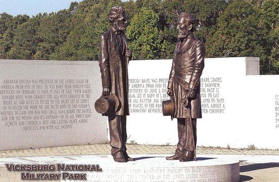 Vicksburg National Military Park: Kentucky Memorial