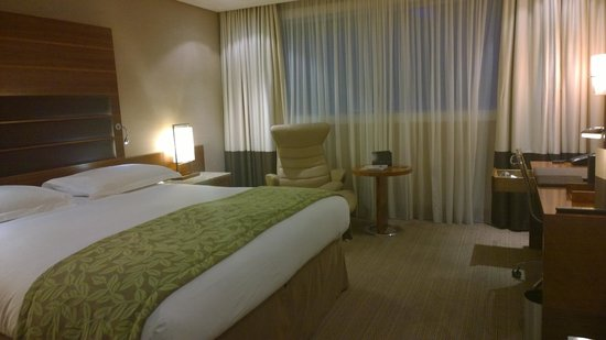 Sofitel London Heathrow: Room