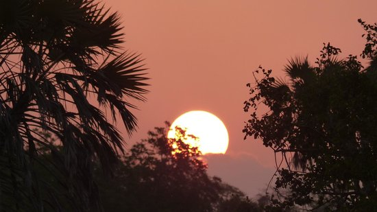 Simply Saadani Camp : Breath taking African Sun rise