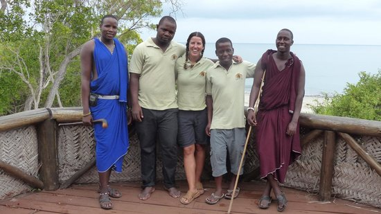 Simply Saadani Camp: Part of the Team TWAV