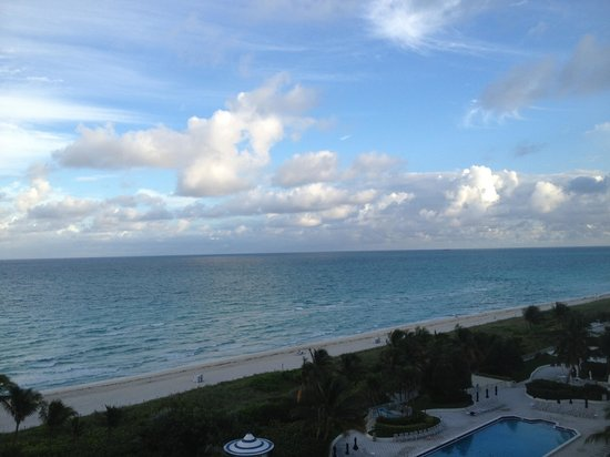 The Alexander All-Suite Oceanfront Resort: View from the suite!