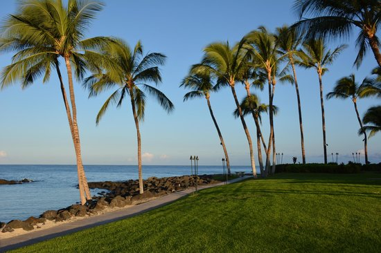 Fairmont Orchid, Hawaii: Beautiful property