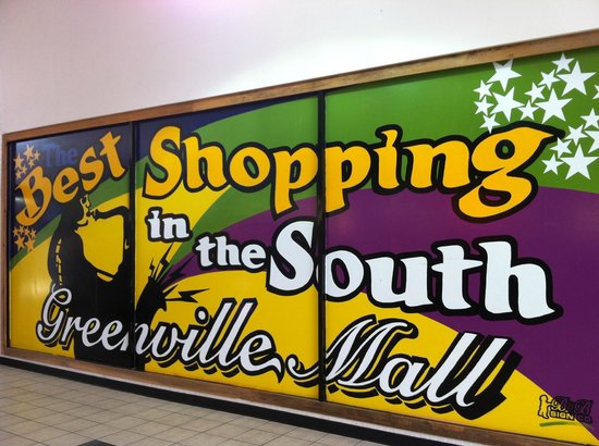 ‪Greenville Mall‬