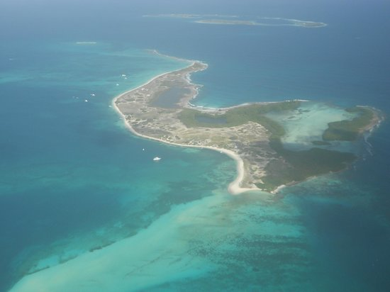 Posada Guaripete: Impresionante vista desde la avioneta
