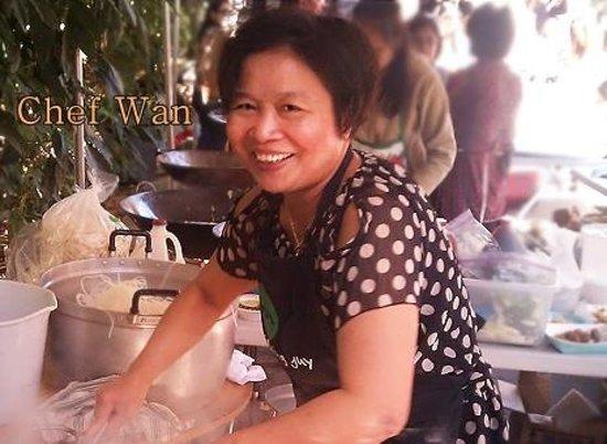 Supannee House of Thai: Chef Wan