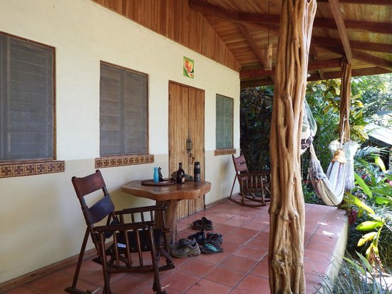 Star Mountain Jungle Lodge: our room