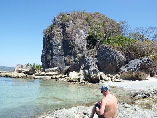 Star Mountain Jungle Lodge : the secret beach