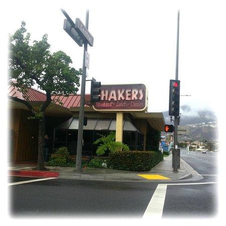 shakers family restaurant closed - Shaker Restaurant 2015