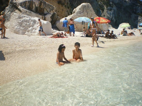 Cala Mariolu: La playa mas guapa q conozco