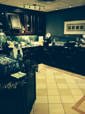 Homewood Suites by Hilton Toronto - Mississauga : Theme dinner