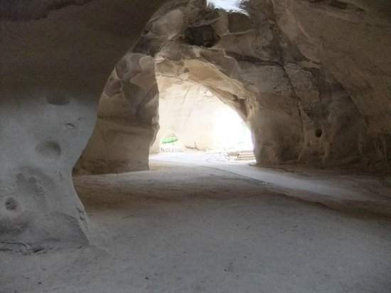 Bet Guvrin-Maresha National Park: Bell Cave in Bet Guvrin National Park near Jerusalem