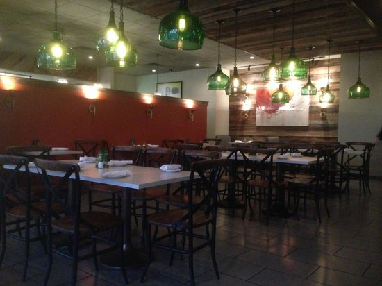 Pasta Fresca: The Restaurant