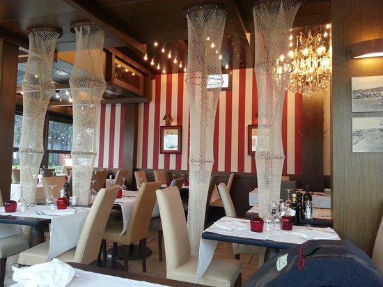 Ristorante Oberdan : ancora grazie una panoramica del ristorante