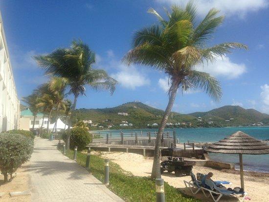 Divi Carina Bay All Inclusive Beach Resort: view of bay from Divi Carina Resort