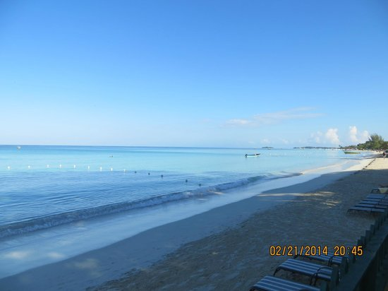 Mariposa Hideaway : view of beach at morning