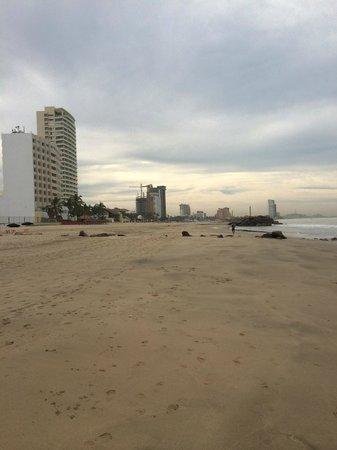 El Cid Castilla Beach Hotel: Beach