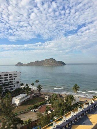 El Cid Castilla Beach Hotel: Island