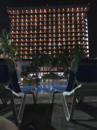El Cid Castilla Beach Hotel: From Beach