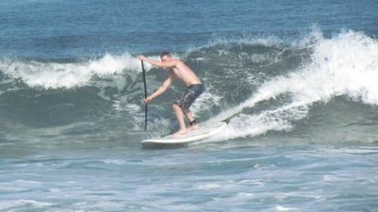 Casa Buena Onda - Sayulita Surf Hotel : surf good!