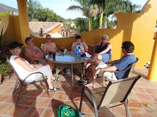 Casa del Sol : Enjoying Mirador