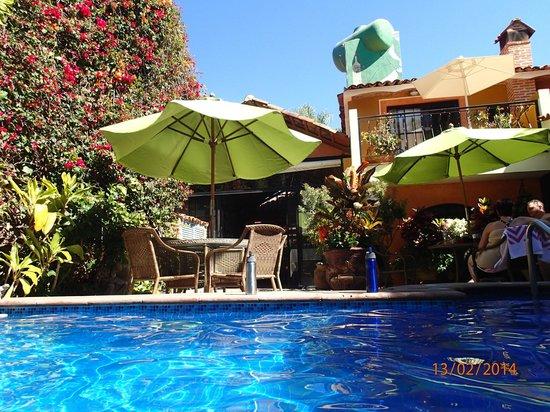 Casa del Sol: Pool Area